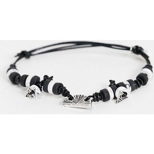 Bracelet en corde et perles - Classics 77 - Modalova