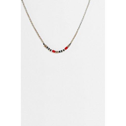 Collier avec perles en bois - é - Classics 77 - Modalova