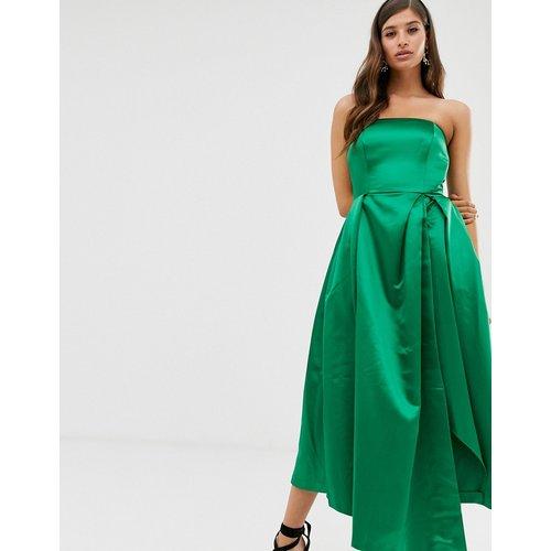 Closet - Robe sans bretelles-Vert - closet london - Modalova