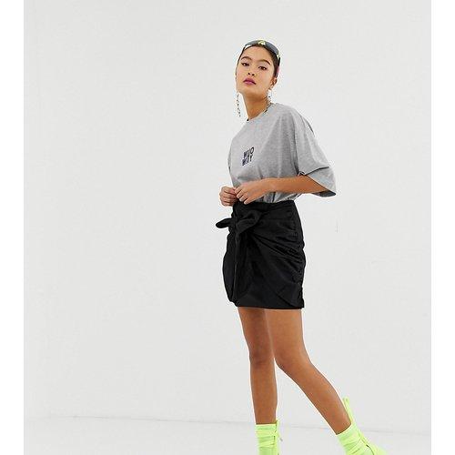Mini-jupe portefeuille - Collusion - Modalova