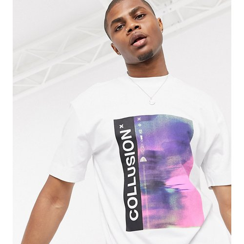 T-shirt imprimé - Collusion - Modalova