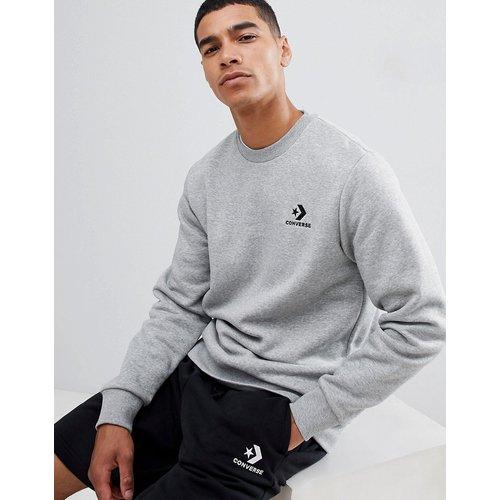 Sweat-shirt à motif étoile et chevron - Converse - Modalova