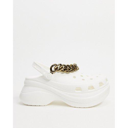 Bae - Chaussures à plateformes avec chaîne - Crocs - Modalova