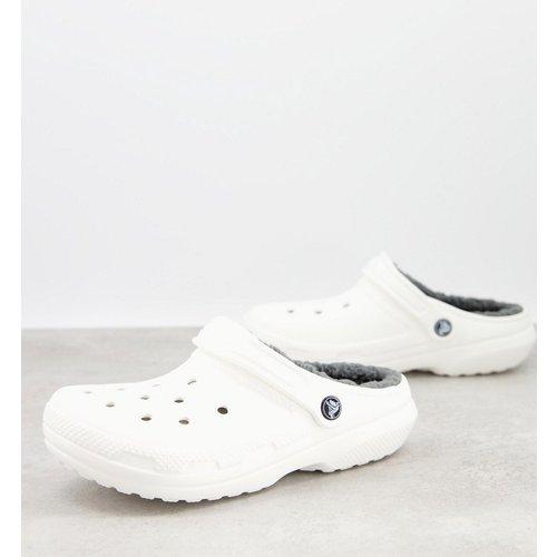 Chaussures classiques doublées en fausse fourrure - Crocs - Modalova