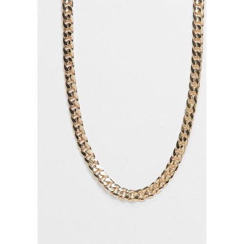 Collier long en chaîne épaisse - DesignB London - Modalova