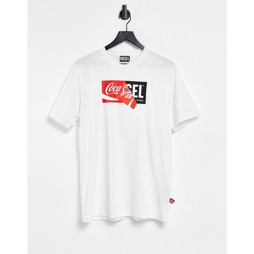 Diesel - Just Cola - T-shirt-Blanc - Diesel - Modalova