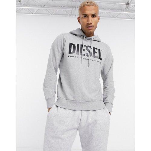 S-Gir-Hood-Division - Hoodie à grand logo - Diesel - Modalova