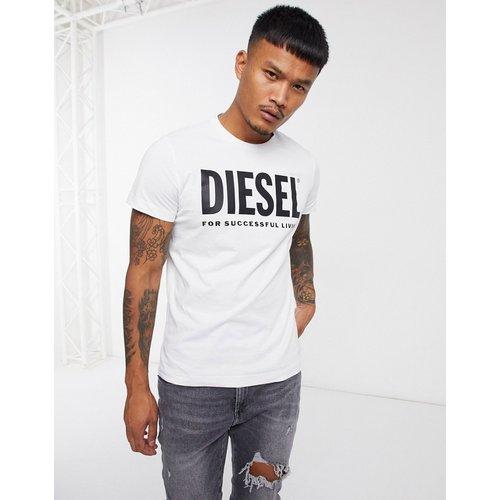 T-Diego-Logo - T-shirt à grand logo - Diesel - Modalova