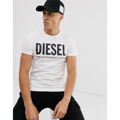 T-Diego - T-shirt à grand logo - Diesel - Modalova