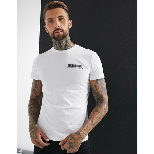 T-Diegos-X67 - T-shirt à logo code-barres - Diesel - Modalova