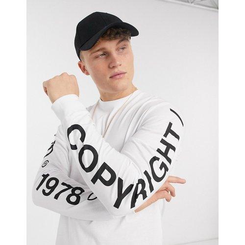 T-Just-LS-T14 - T-shirt à manches longues avec logo - Diesel - Modalova