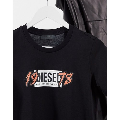 T-shirt à logo 1978 - Diesel - Modalova