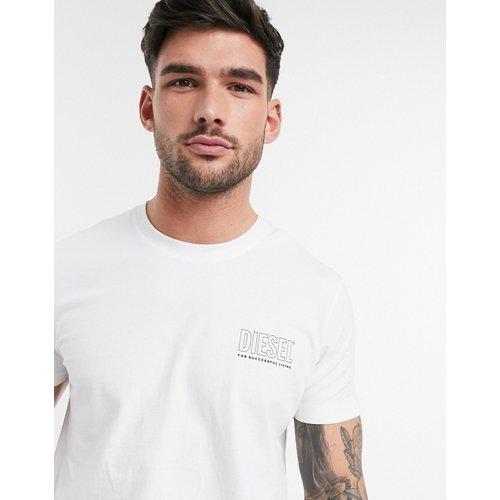 UMLT-Jake - T-shirt avec petit logo - Diesel - Modalova