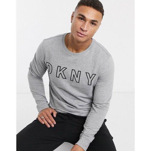 DKNY - Sweat-shirt à logo - Gris - DKNY - Modalova