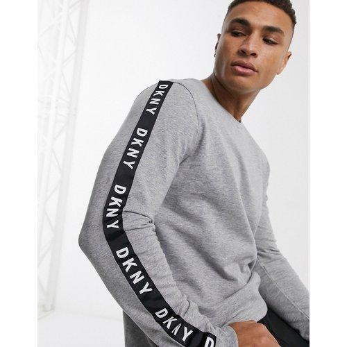 Sweat-shirt avec bande à logo - DKNY - Modalova