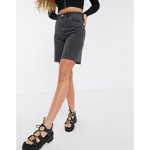 Meja - Short en jean taille haute coupe trapèze - Dr Denim - Modalova