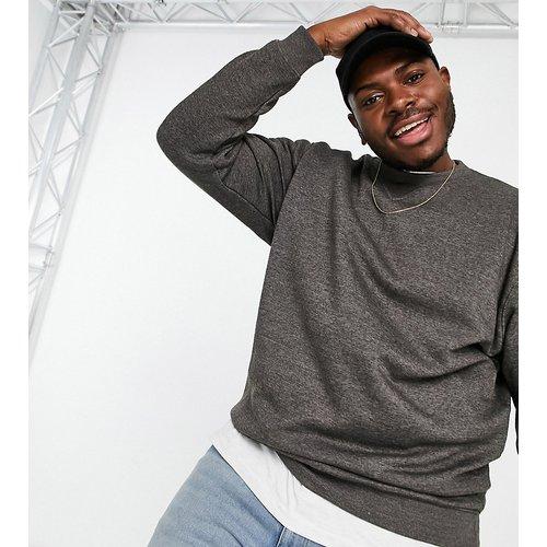Duke - Sweat-shirt ras de cou-Gris - Duke - Modalova