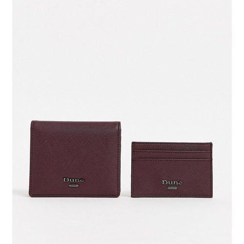 Nigel - Ensemble portefeuille et porte-cartes - Dune - Modalova