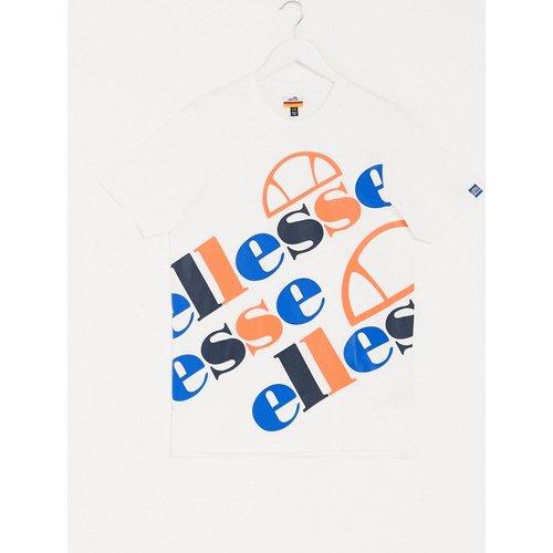 Ellesse - Giani - T-shirt - Blanc - Ellesse - Modalova