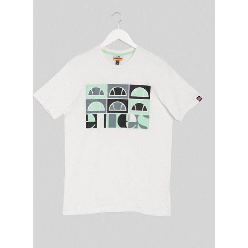 Ellesse - Nahil - T-shirt - Blanc - Ellesse - Modalova