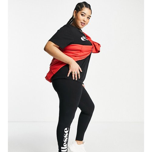 Plus - Legging à logo - Ellesse - Modalova