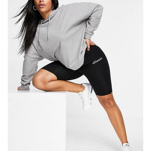 Plus - Short legging orné de strass - Ellesse - Modalova
