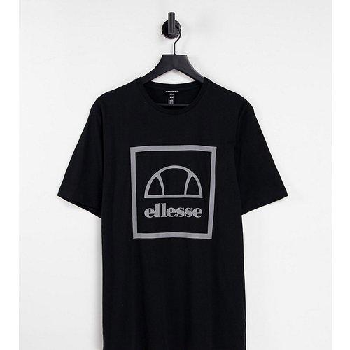Plus - T-shirt à logo réfléchissant - Ellesse - Modalova
