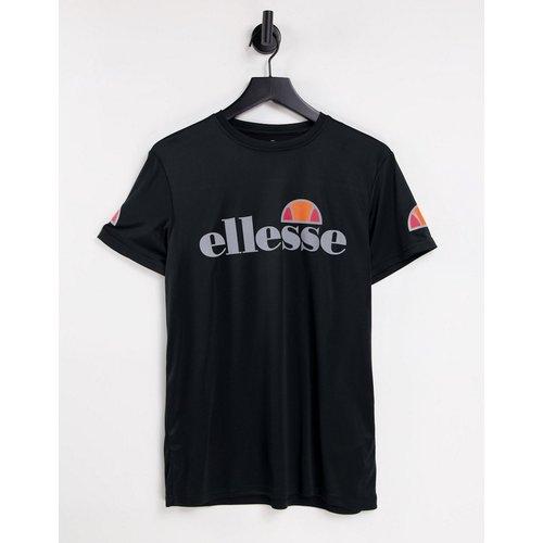 Pozzio - T-shirt à logo réfléchissant - Ellesse - Modalova