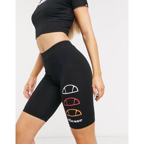 Short legging à logo répété - Ellesse - Modalova
