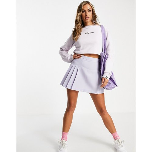 Sweat-shirt court - Lilas - Ellesse - Modalova