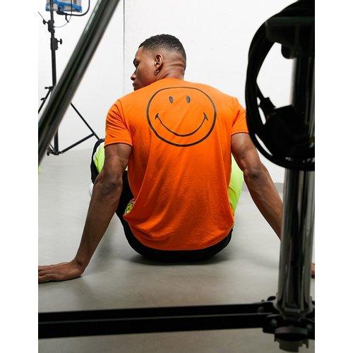 X Smiley - Rapallo - T-shirt - fluo - Ellesse - Modalova