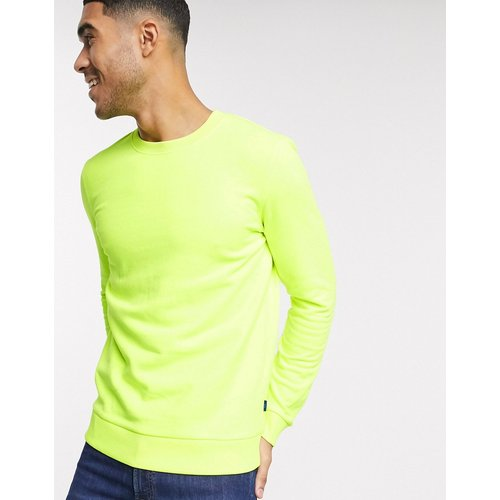 Esprit - Sweat-shirt - Jaune fluo - Esprit - Modalova