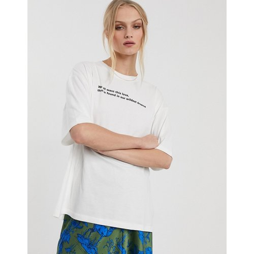 Vain - T-shirt à imprimé - Essentiel Antwerp - Modalova