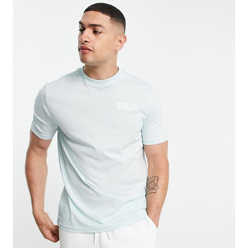 Exclusivité ASOS - - T-shirt à petit logo - pastel - Fila - Modalova