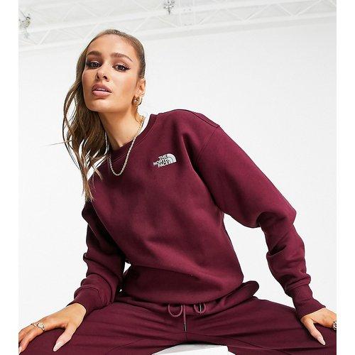 Exclusivité ASOS - - Essential - Sweat-shirt - Bordeaux - The North Face - Modalova