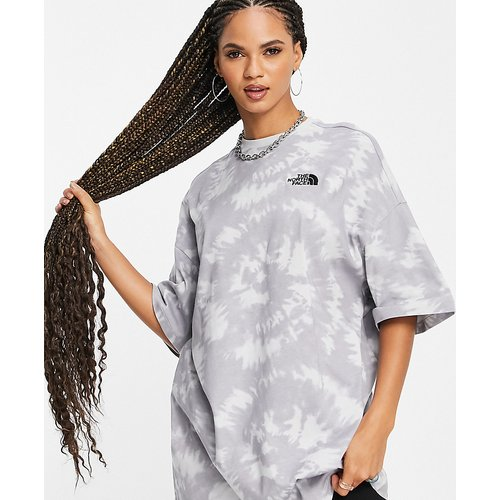 Exclusivité ASOS - - Robe t-shirt en jersey effet tie-dye - The North Face - Modalova