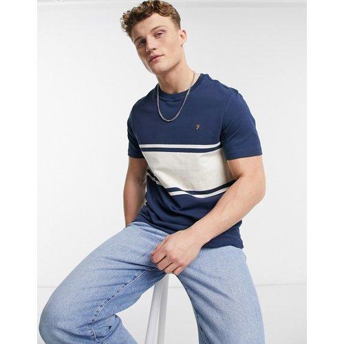 Belair - T-shirt - Bleu - Farah - Modalova