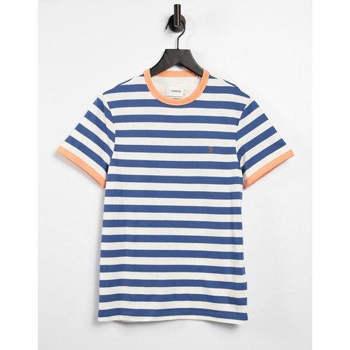 Belgrove - T-shirt à rayures - Farah - Modalova