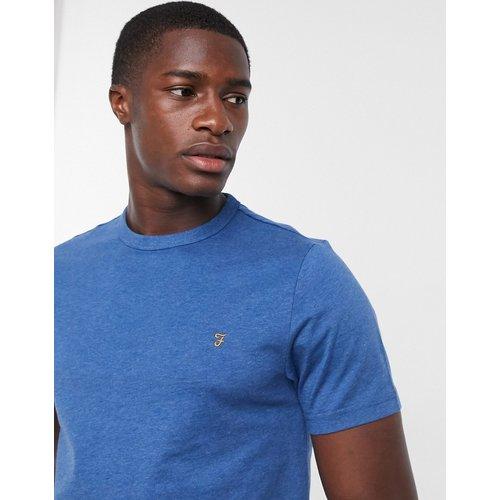Farah - Dennis - T-shirt - Bleu - Farah - Modalova