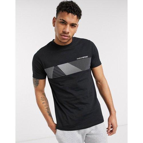 Jones - T-shirt imprimé - Farah - Modalova