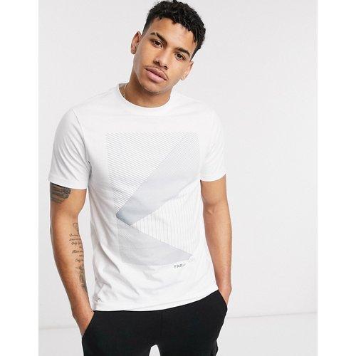 Langland - T-shirt imprimé - Farah - Modalova