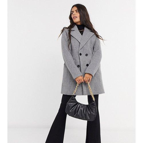 Caban croisé - Fashion Union Petite - Modalova