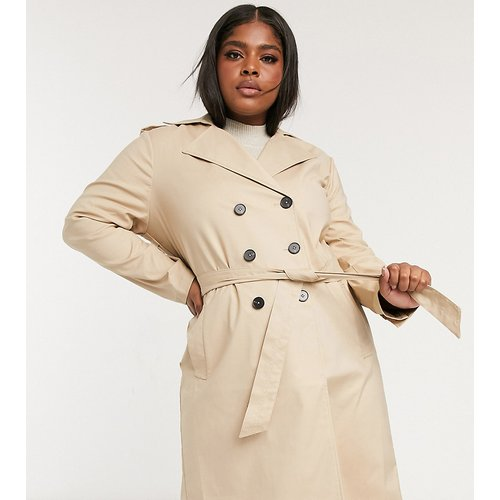 Trench-coat - Fashion Union Plus - Modalova