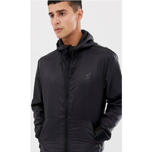 Manteau imperméable zippé - Fat Moose - Modalova