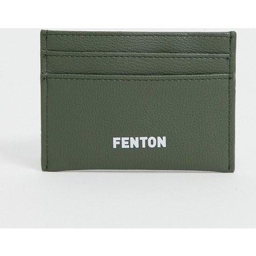 Porte-cartes en polyuréthane - Fenton - Modalova