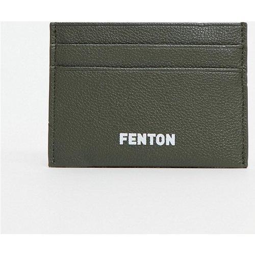 Fenton - Porte-cartes - Kaki-Vert - Fenton - Modalova