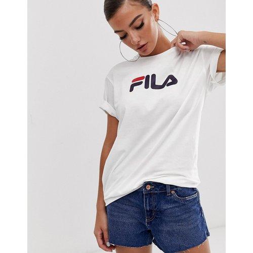 T-shirt boyfriend oversize avec logo sur le devant - Fila - Modalova