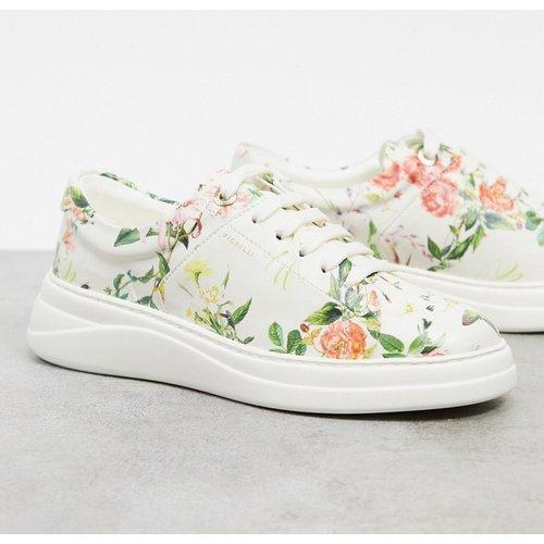 Anouk - Baskets à lacets - Imprimé floral - Fiorelli - Modalova