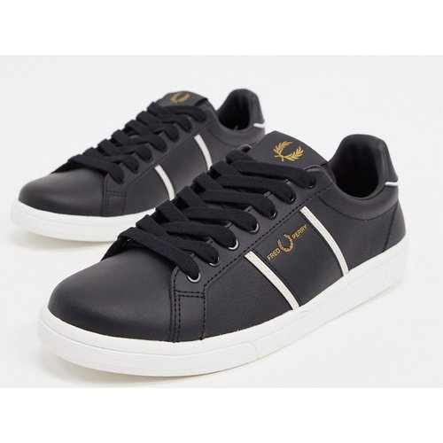 B721 - Baskets en cuir - Fred Perry - Modalova