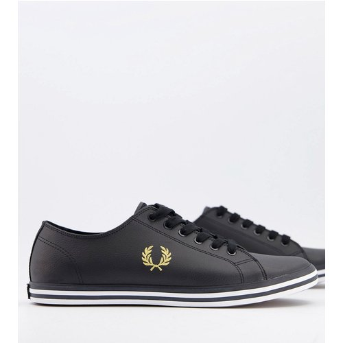 Kingston - Tennis en cuir - Fred Perry - Modalova